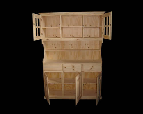 Muebles comedor pino 20170904161103 for Muebles en pino